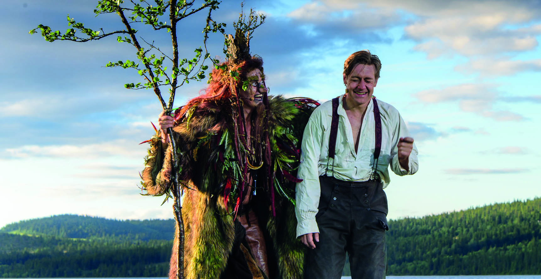 Trolls in the Peer Gynt Play