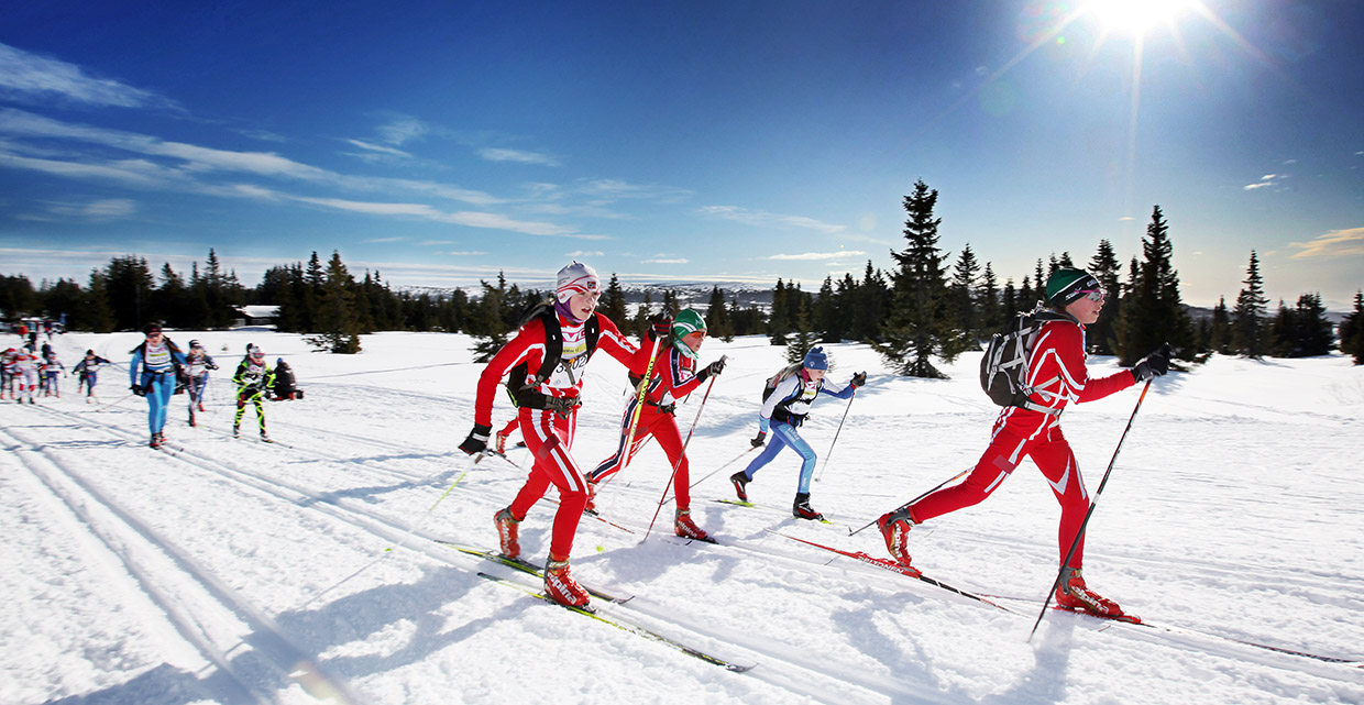 The Birkebeiner Race