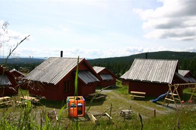 Cabins at Nordseter