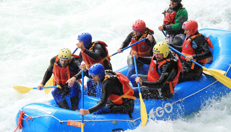 Shorttrip Rafting in Sjoa | Go Rafting Sjoa - Rafting in Nedre Heidal, Sjoa