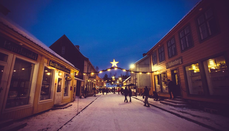 Maihaugen\'s Christmas Market - Christmas fair in Lillehammer ...