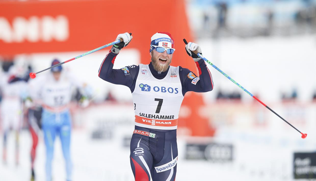 FIS World Cup Nordic Skiing in Lillehammer - Cross country