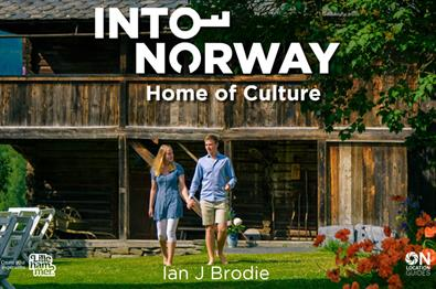 IN-E-book Into Norway