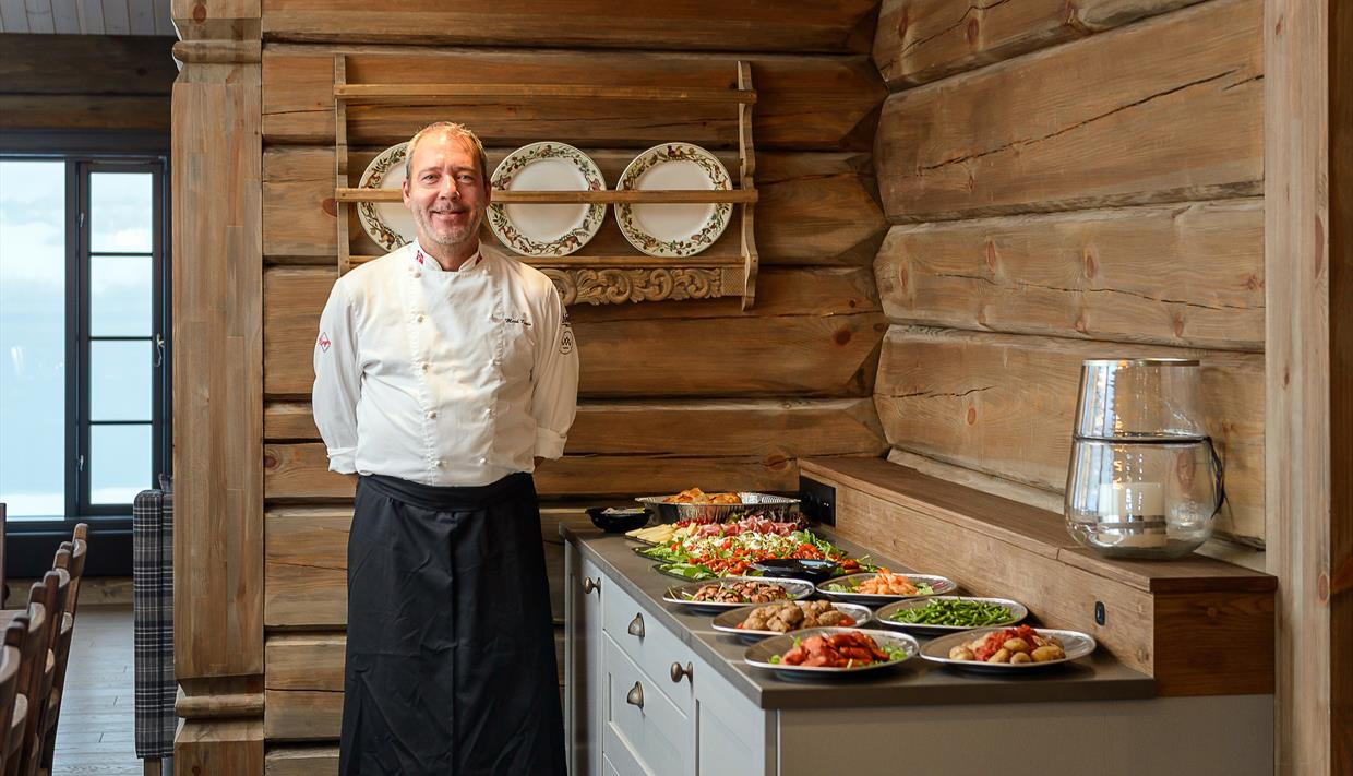 Catering in Hafjell