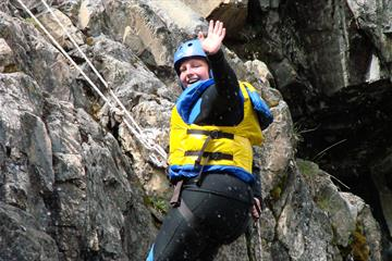 GoRafting: Climbing / Rappelling