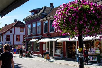 "Lillehammer - ""My kind of town"""