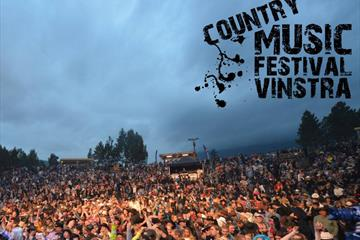 Country Music Festival Vinstra 2018
