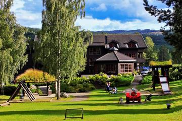 The playground - Hunderfossen Hotel & Resort