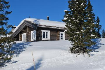 Nordseter Fjellpark, Private cabins and apartments for rental