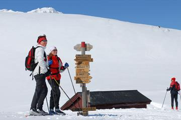 Ski the Peer Gynt Trail with luggage transfer | Discover Norway
