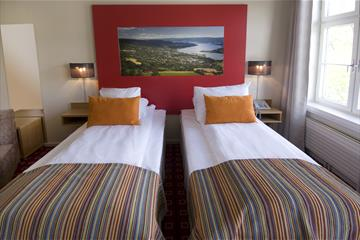 Scandic Victoria-double room