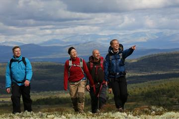 Rambling the Peer Gynt Trail with luggage transfer | Discover Norway